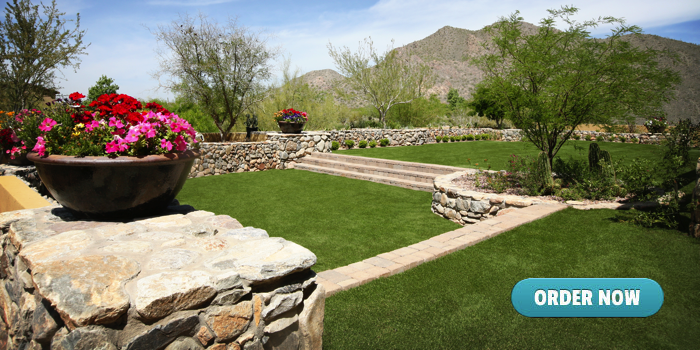 Arizona Living Sod Installation
