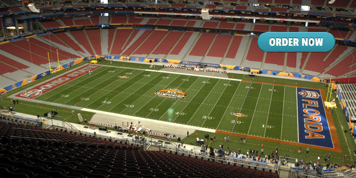 Arizona Fiesta Bowl Sod